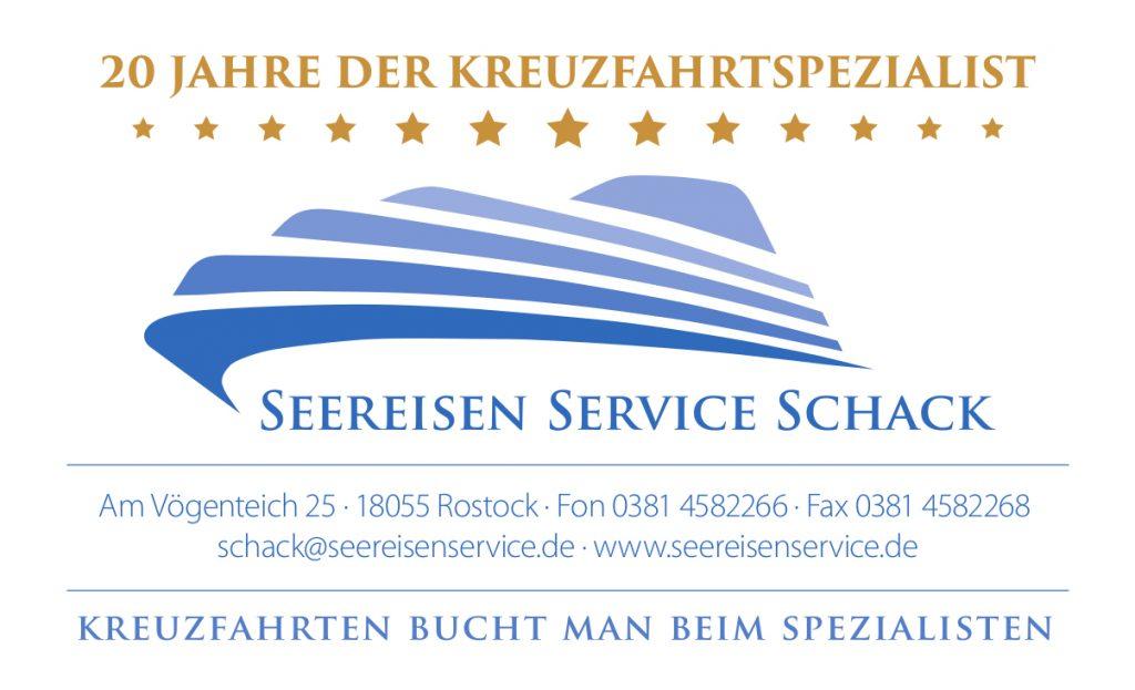 Seereisen Service Schack